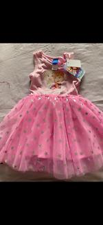 SOLD PPU NEW frozen tutu dress size 3