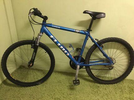 FLUID Series 7005 Mountain Bike
