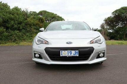 2012 Subaru BRZ Z1 MY13 Silver 6 Speed Sports Automatic Coupe