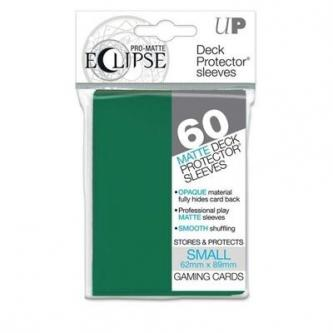 Ultra Pro Pro-matte Eclipse Forest Green Small 60 Sleeves …