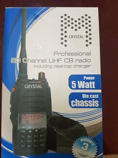 UHF 80 channel