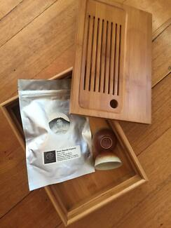Japanese tea ceremony set