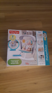 Baby Swing - New - Includes Box &amp Free Delivery