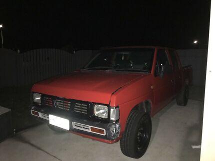 92 Nissan navara