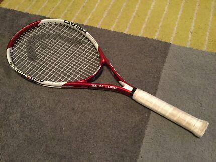 &gt Tennis Racquet - Head Ti.S2 Nano Titanium &lt
