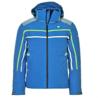 Nevica Ski/Snowboard Jacket, Mens Large, blue, New with tags